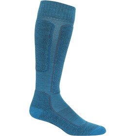 Icebreaker Ski+ Light OTC Socks Herre polar